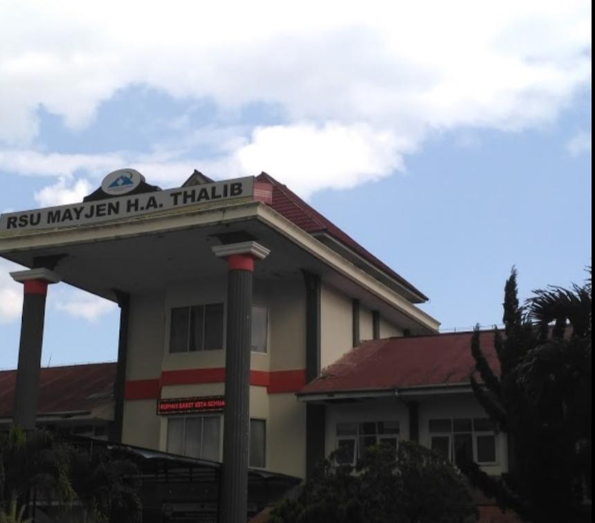 Kantong Darah Tak Tersedia, Pelayanan Rumah Sakit Umum M.H.A Thalib Kerinci Kembali Dikeluhkan