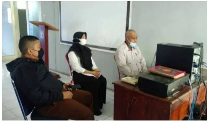 Sidang Perdana Kadis dan Bendahara Dinas Perkim Sungai Penuh Dituntut 20Th Penjara