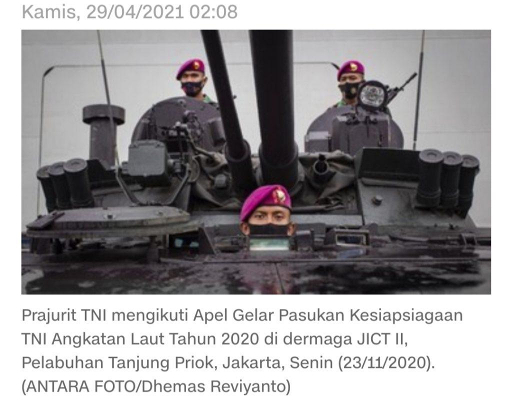 Jokowi dan Prabowo Rapat Tertutup, Bahas Alutsista Negara