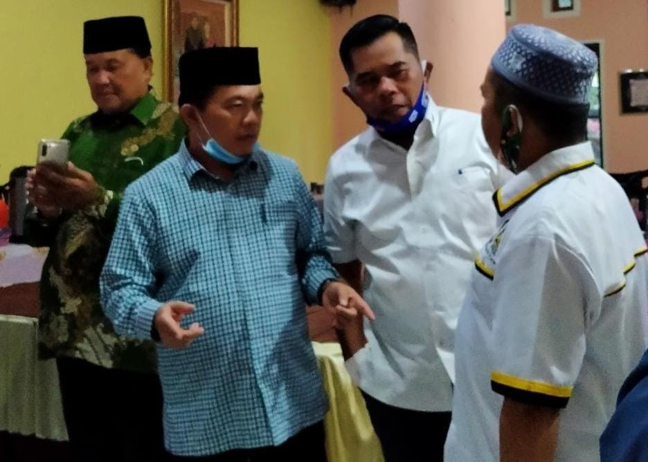 Jelang PSU, Ketua Tim Koalisi PKS PKB Dan PAN Kerinci – Sungaipenuh Himbau Politik Santun