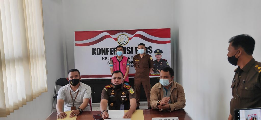 Kejaksaan Negeri Sungaipenuh Eksekusi DPO Kasus Tindak Pidana Korupsi Senin Pagi