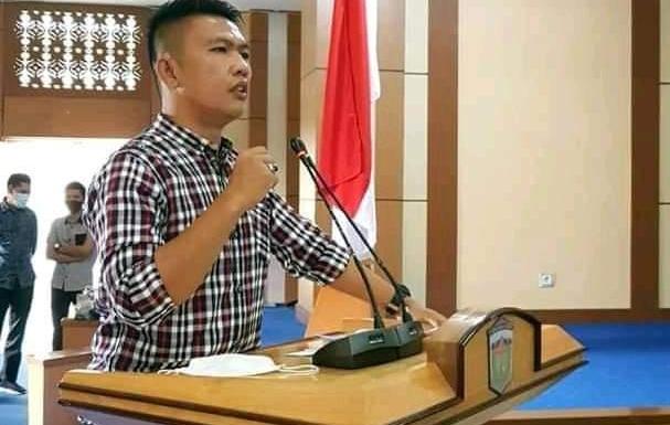 Ori Saputra SE Terpilih Jadi Ketua Umum KONI Kota Sungai Penuh